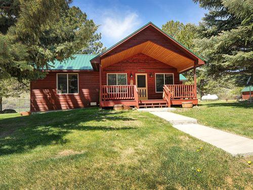Productive Ranch, Southern Colorado : Buena Vista : Chaffee County : Colorado