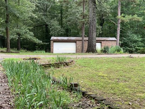 Praire County Home With Wattensaw : Des Arc : Prairie County : Arkansas
