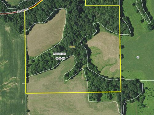 Excellent Hunting Farm : New Canton : Pike County : Illinois
