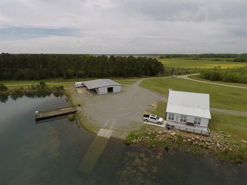 Mallards Break : Searcy : White County : Arkansas
