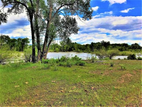 Riverfront Acreage : South Fork : Rio Grande County : Colorado