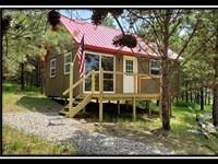 Pine Rock Cabin : Chandlersville : Muskingum County : Ohio