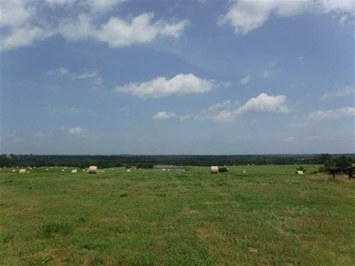 122 Acres of Prime Farmland, Ranch : Guy : Faulkner County : Arkansas