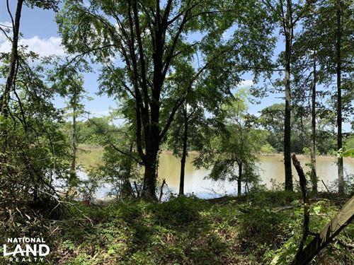 Boeuf River Homesite Potential : Columbia : Richland Parish : Louisiana