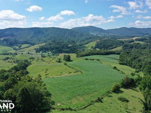 The Sparta Farm : Sparta : Alleghany County : North Carolina