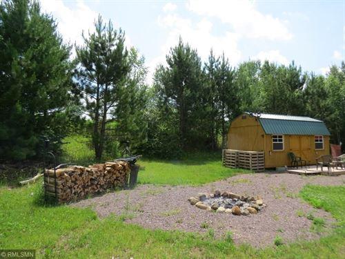 Wooded Acreage Recreational Area : Kerrick : Pine County : Minnesota