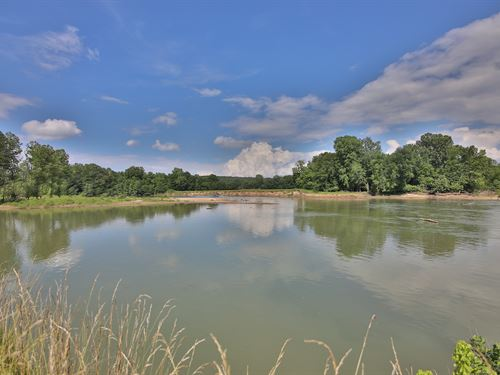 River Farm For Sale In The Ozarks : Imboden : Randolph County : Arkansas