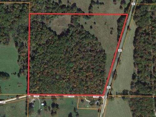 Acreage For Sale In West Plains : West Plains : Howell County : Missouri