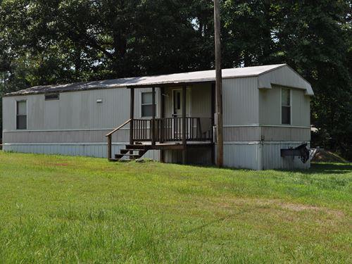 Mobile With Acreage For Sale : Clinton : Van Buren County : Arkansas