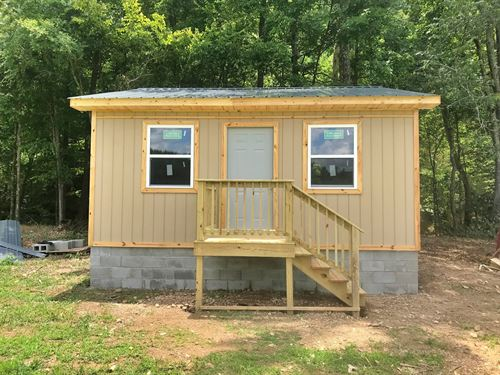 Small Cabin 6.76 Acres Tennessee : Linden : Perry County : Tennessee