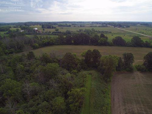 Vacant Land in Washington County : West Bend : Washington County : Wisconsin