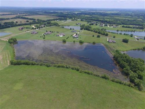 15 Acres of Open Land With a Pond : Hope Hull : Lowndes County : Alabama