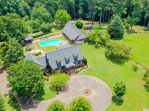 Beautiful Horse Farm Marshall Co : Guntersville : Marshall County : Alabama