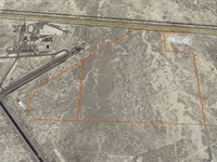 827 Acres, Airport Adjacent Land : Battle Mountain : Lander County : Nevada