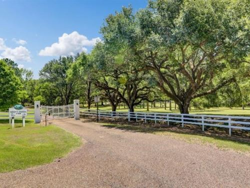 917 Acres With A Home In Hinds Coun : Jackson : Hinds County : Mississippi