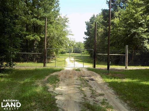The Horn Preserve : Smoaks : Bamberg County : South Carolina