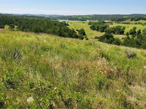 Snell Canyon Road Half Section : Brady : Lincoln County : Nebraska