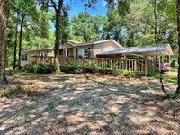 Riverfront Property Ready Horses 13 : Bell : Gilchrist County : Florida