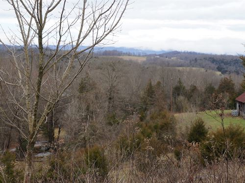 37 Acres Farm Land in Tazewell, TN : Tazewell : Claiborne County : Tennessee