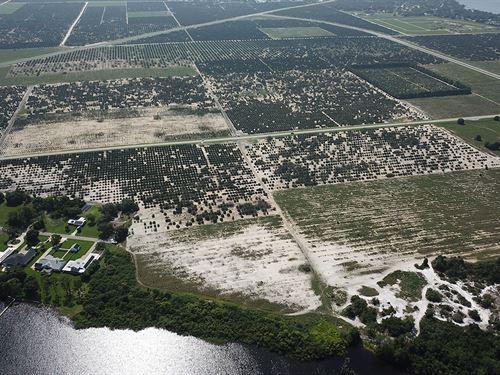 Lake Sebring Rv & Mh Development : Sebring : Highlands County : Florida