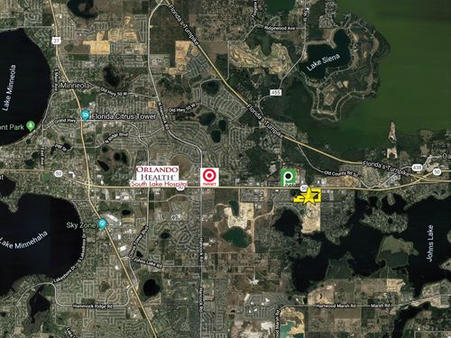 Prime Mixed-Use Infill Land : Clermont : Lake County : Florida