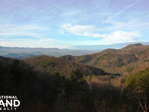 Smoky Mountain View Acreage on Engl : Sevierville : Sevier County : Tennessee