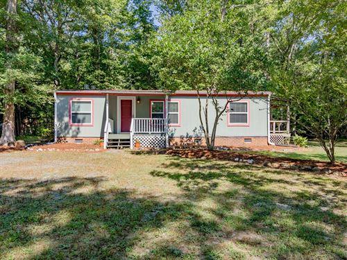 2 Bed, 2 Bath Home 10.17 Acres : Pittsboro : Chatham County : North Carolina