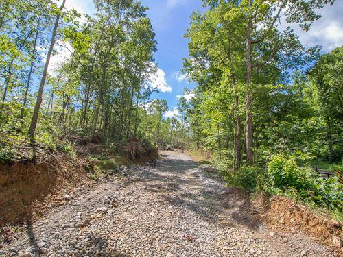 Careys Run Rd, 108 Acres : West Portsmouth : Scioto County : Ohio