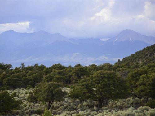 Build A Home In Sangre De Cristo : Fort Garland : Costilla County : Colorado