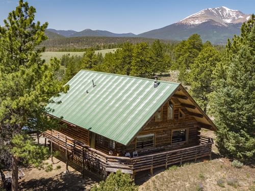 Recreational Cabin For Sale : Salida : Chaffee County : Colorado