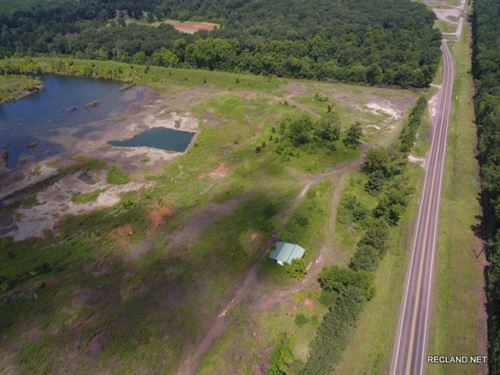 47 Ac, Rural Tract For Home Site : Milam : Sabine County : Texas