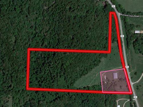 22 Acres McDonald County, Missouri : Washburn : McDonald County : Missouri