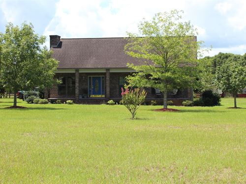 Country Home Acreage Henry Co, AL : Columbia : Henry County : Alabama
