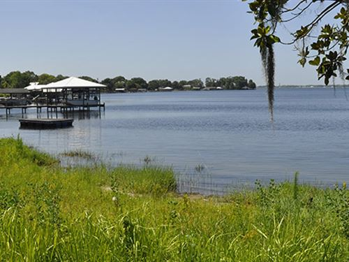 Lake Jackson Residential : Sebring : Highlands County : Florida