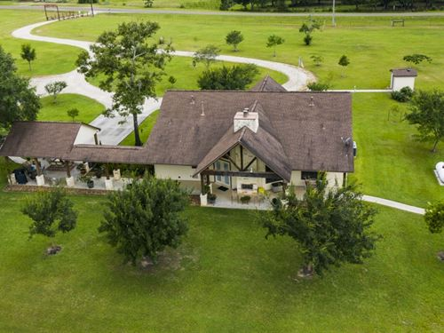 Risha Ranch : Willis : San Jacinto County : Texas