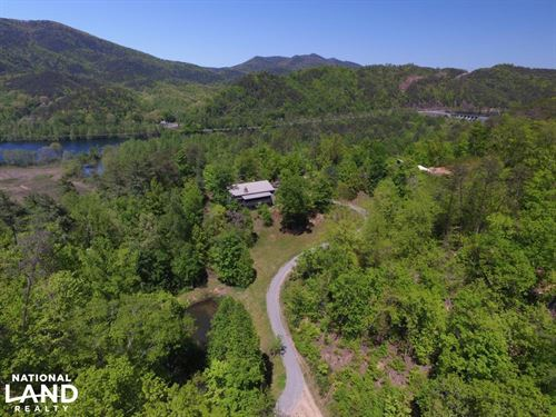 Tellico Lake And Cherokee National : Vonore : Monroe County : Tennessee