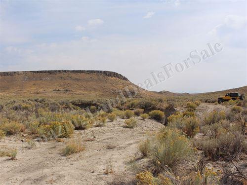 Outdoor / Motorsport Paradise : Ryndon : Elko County : Nevada
