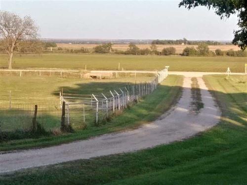 80 Premium Tillable Acres : Assaria : Saline County : Kansas