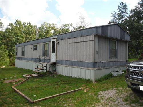 Mobile 16.3 Surveyed Acres Missouri : Doniphan : Ripley County : Missouri