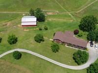 Farm House With Acreage : Anderson : Anderson County : South Carolina