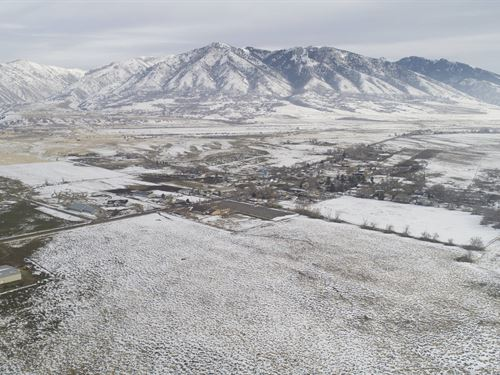 Pine Canyon Ranch : Tooele : Utah