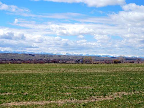 Grandview Acreage : Riverton : Fremont County : Wyoming