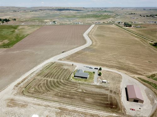Browns Farm : Riverton : Fremont County County : Wyoming