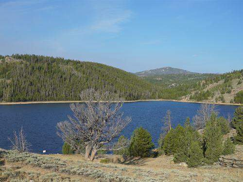 Rock Creek Tract 9 : Lander : Fremont County : Wyoming