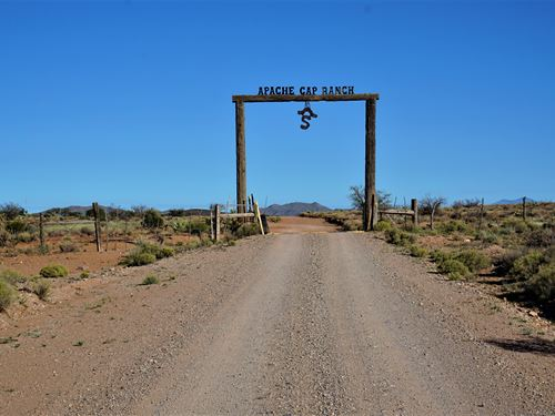 Apache Gap Ranch, Sierra County, NM : Truth Or Consequences : Sierra County : New Mexico