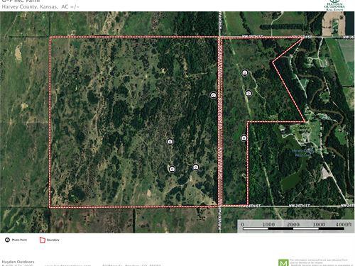 G-F Hunt Ranch : Burrton : Harvey County : Kansas