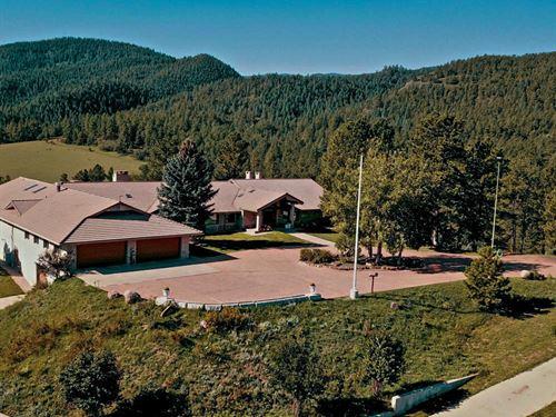Panther Creek Ranch : Beulah : Pueblo County : Colorado