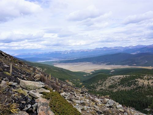 Cross Mountain Mining Claims : Almont : Gunnison County : Colorado