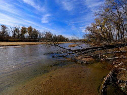 Goldeneye Waterfowl Retreat : Big Springs : Deuel County : Nebraska