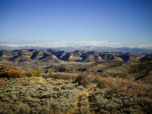 Corona Ranch : Hamilton : Moffat County : Colorado